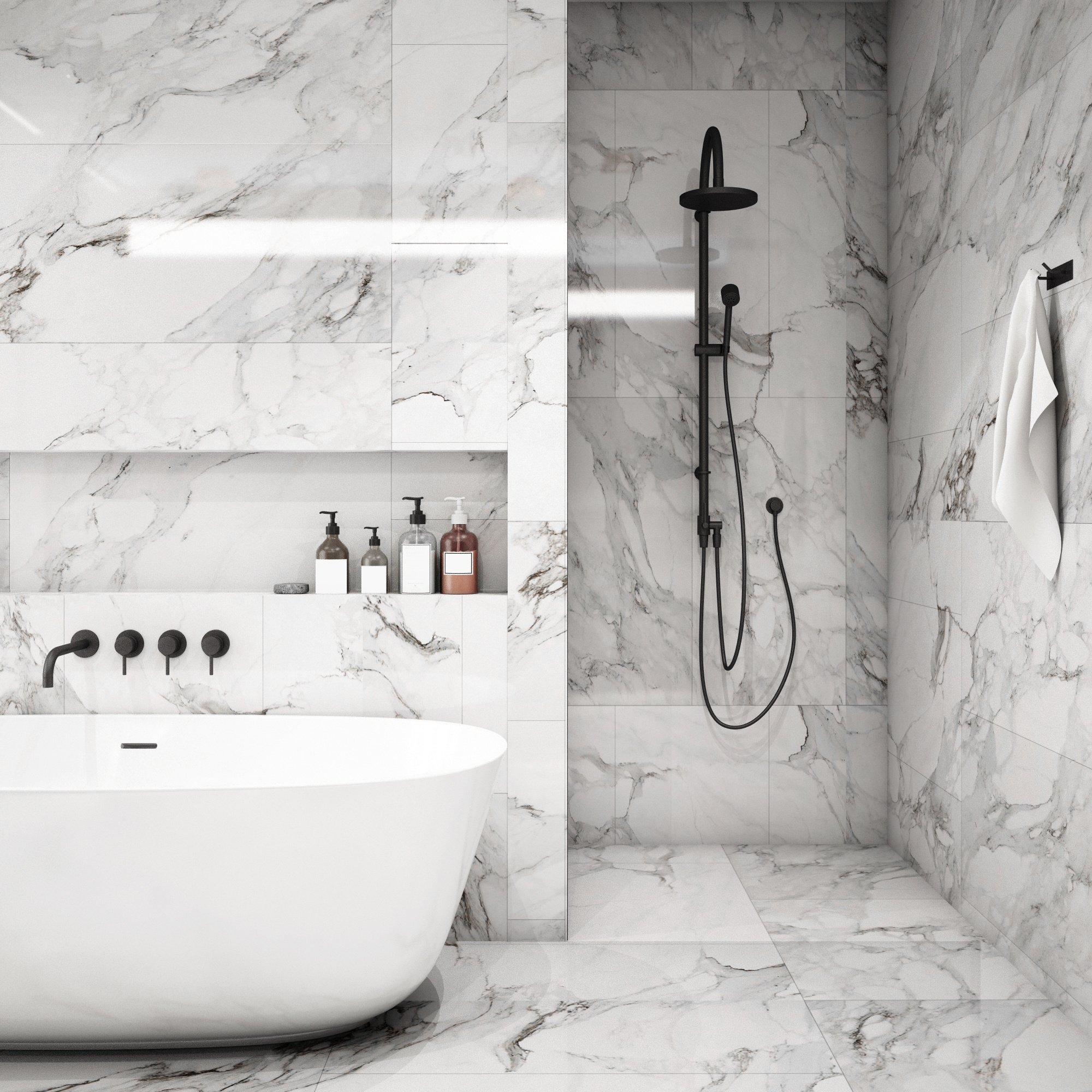 TileHaus Marble Collection