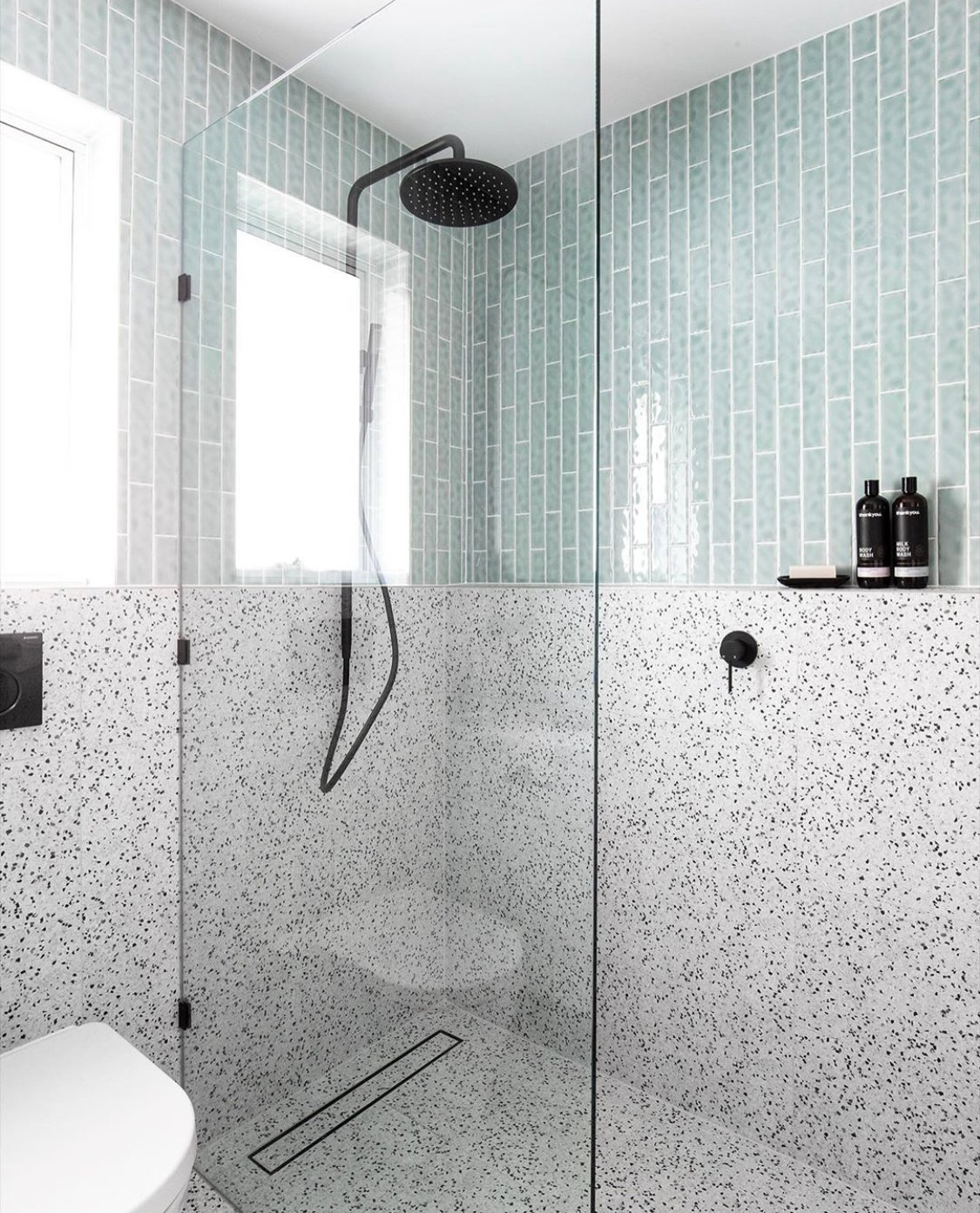 Paddington and Newport Shower